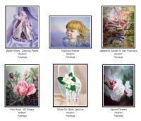 Bestselling Art - Bestselling Art By Irina Sztukowski - Watercolor